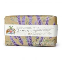 Unwind Peppermint and Lavender Soap